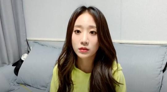 상암동에서 발생한 교통사고에 연루된 박신영 아나운서가 유족에 사과했다. /사진=박신영 유튜브