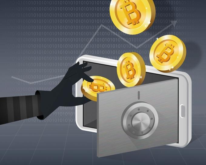 비트코인 등 암호화폐(가상자산) 관련 환치기(불법 외환거래)를 막기 위해 시중은행들이 잇따라 해외송금 한도를 줄이고 있다./사진=이미지투데이