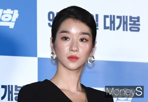 배우 서예지가 2021 백상예술대상 인기상 여자 부문에서 압도적인 투표 수로 1위에 올랐다. /사진=장동규 기자