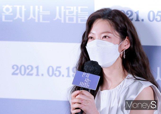 [머니S포토] 공승연 '세상 혼자 사는 미모'