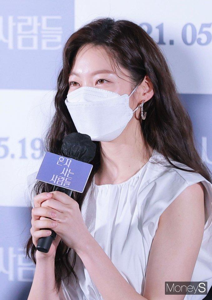 """[머니S포토] 공승연 """"전주영화제서 배우상, 눈물났다"""""""