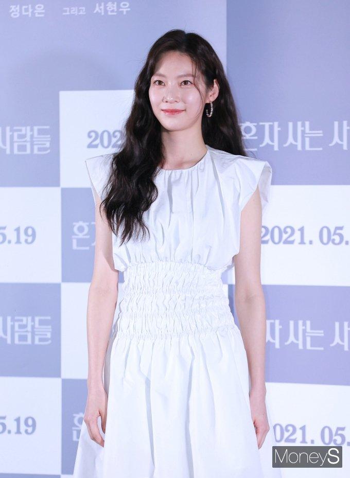 [머니S포토] 공승연 '안구정화 미모'