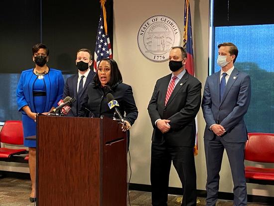 지난 3월 미국 조지아주 애틀랜타에서 총기난사로 한국계 4명을 숨지게 한 혐의가 있는 백인 로버트 에론 롱(22)이 기소된 가운데 검찰은 사형을 구형할 방침이다. /사진=로이터