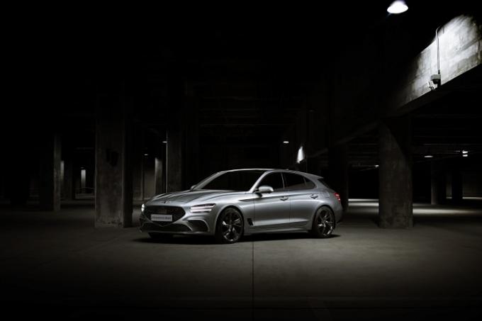 지난 4일 럭셔리 자동차의 본고장 유럽 진출을 공식 선언한 제네시스는 올 여름 독일, 영국, 스위스를 시작으로 유럽 각 지역에서 판매를 개시한다. /사진제공=제네시스