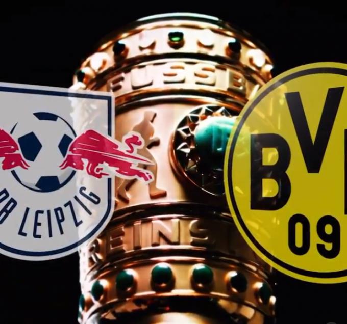 라이프치히와 도르트문트간의 독일축구협회컵(DFB포칼) 결승전이 오는 14일 새벽 3시 45분(한국시각)에 열린다. /사진=DFB포칼 공식 인스타그램