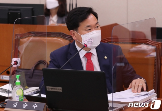 12일 김승수 의원(국민의힘·대구북구을)이 게임 속 중국의 동북공정을 차단하기 위한 게임산업진흥법 일부개정법률안을 대표발의했다. /사진=뉴스1