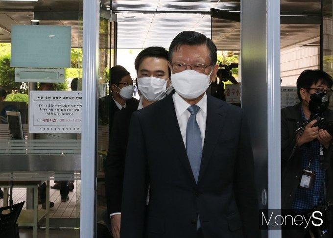 그룹 계열사들을 동원해 부당 지원 혐의를 받는 박삼구 전 금호아시아나그룹 회장에 대한 구속이 결정됐다./사진=장동규 기자