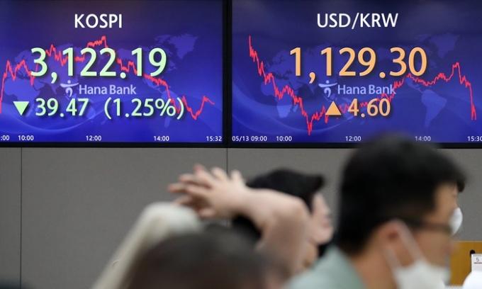 美 인플레 우려에 주저앉은 한국 증시… 전문가 전망은?
