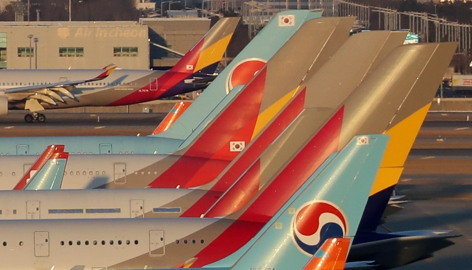 합병 순항… 대한항공, 아시아나 보잉777 엔진 정비