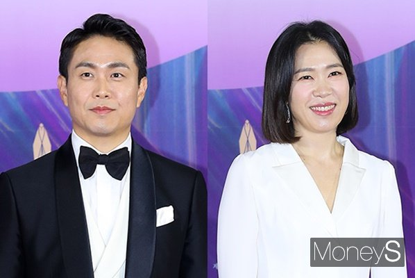 오정세와 염혜란이 남여조연상을 수상했다. /사진=백상예술대상 사무국