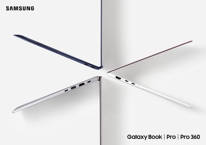 삼성 '갤럭시 북' 시리즈 이미지. /사진제공=삼성전자
