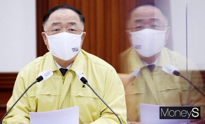 홍남기 후임? '예산통' 구윤철, '금융통' 은성수 등 물망