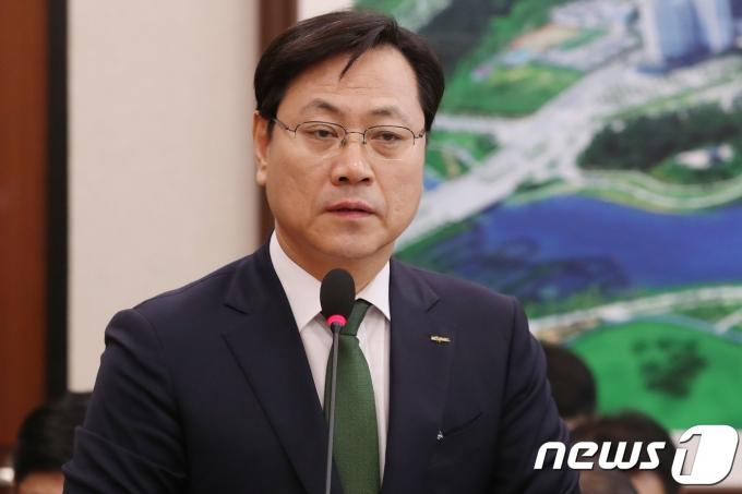 오영식 전 한국철도공사(코레일) 사장 2018.11.28/뉴스1 © News1 임세영 기자