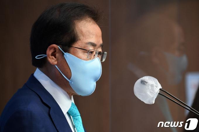 홍준표 무소속 의원 2021.5.10/뉴스1 © News1 이동해 기자