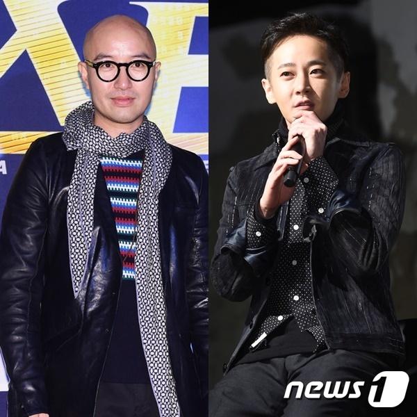 홍석천(왼쪽), 제이윤 © 뉴스1