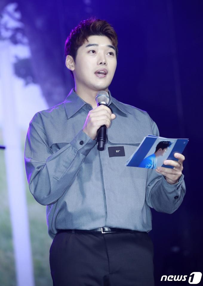 방송인 권혁수 © News1