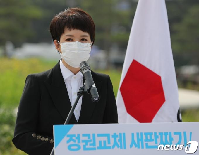 김은혜 국민의힘 의원 2021.5.14/뉴스1 © News1 국회사진취재단