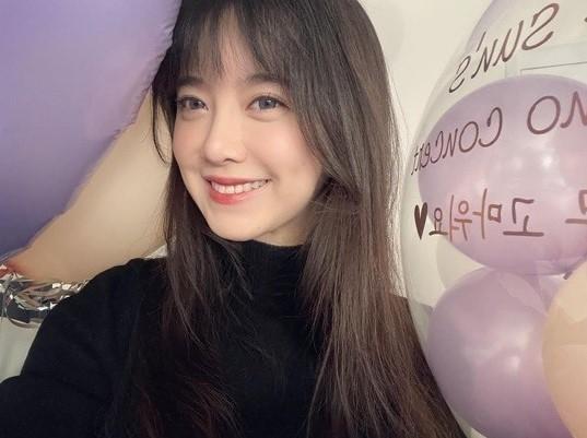 배우 구혜선이 최근 자신의 예술 활동을 둘러싼 논란에 대한 소신을 밝혔다./사진=구혜선 인스타그램