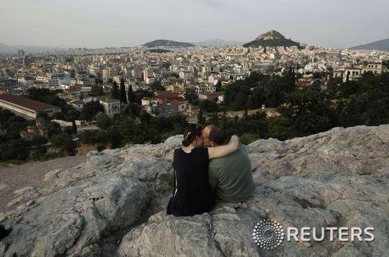 그리스 아테네 아르고폴리스.. © 로이터=뉴스1