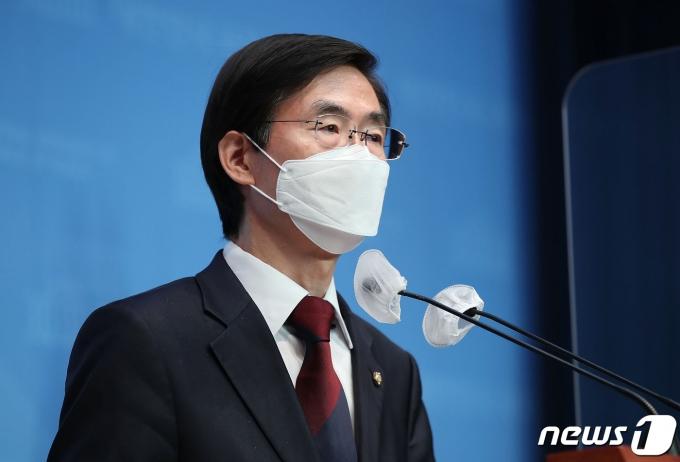 조경태 국민의힘 의원/뉴스1 © News1 이동해 기자