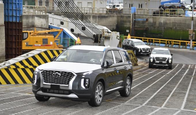 현대차가 콩고민주공화국 정부 대상 대규모 차 공급을 시작했다. /사진제공=현대자동차
