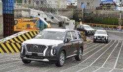 일본 제친 현대차, 콩고 정부에 팰리세이드 500대 수출… 비결은 'ㅇㅇㅇ'