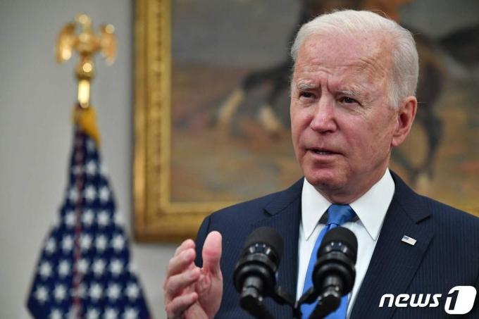 조 바이든 미국 대통령 © AFP=뉴스1