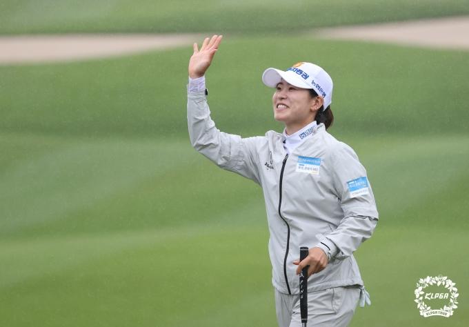 [사진] 박민지 '우승이다'