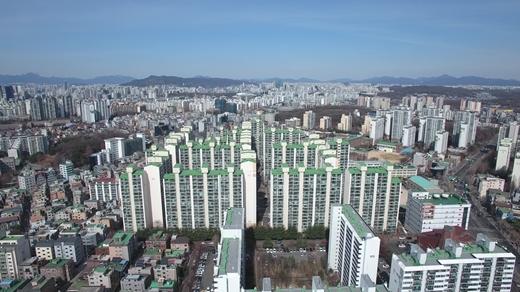 가락 쌍용1차 아파트 전경. /사진제공=쌍용건설