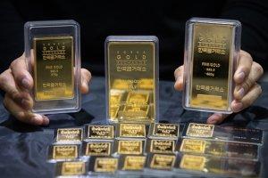 '안전자산 다시 반짝' 암호화폐 변동성에 반등하는 금값