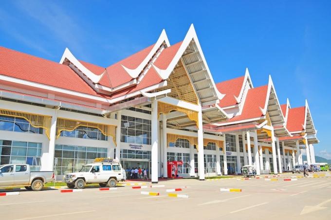 라오스루앙프라방공항./사진=한국공항공사