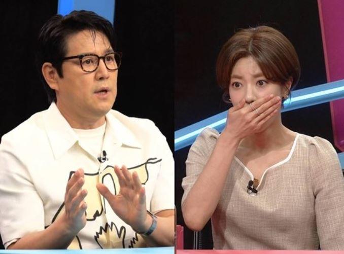 변우민이 이윤지 때문에 출연을 결심했다고 밝혀 관심을 모았다. /사진=SBS 제공