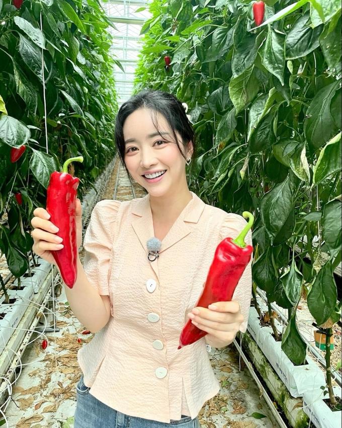 /사진=홍수아 인스타그램
