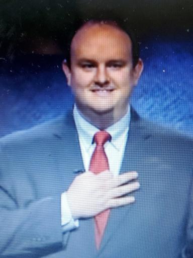 16일(현지시각) 미국의 인기 TV 퀴즈쇼인 '제퍼디' 우승자가 백인우월주의자를 상징하는 손가락 포즈를 취해 논란이 되고 있다. /사진=트위터 캡처
