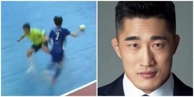 풋살경기 난투극 영상에 김동현, 살벌한 댓글… 누리꾼들 열광