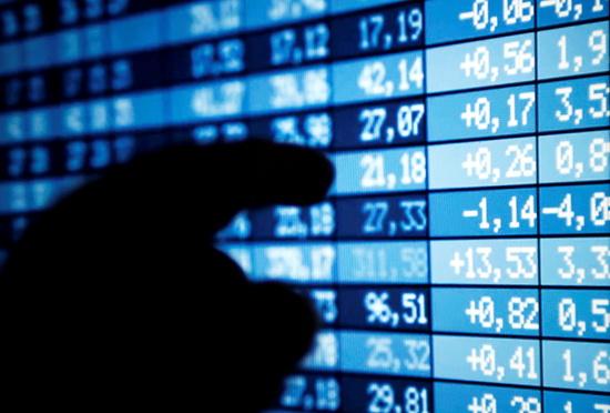 스탠더드앤드푸어스(S&P)500 지수 내 기업들의 91%가 1분기 실적을 발표했다. /사진=로이터(뉴스1)