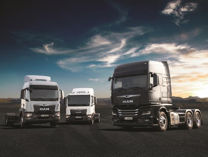 만트럭버스코리아가 20년 만에 풀체인지된 뉴 MAN TG 시리즈의 본격적인 고객 인도를 실시한다./사진=만트럭버스코리아