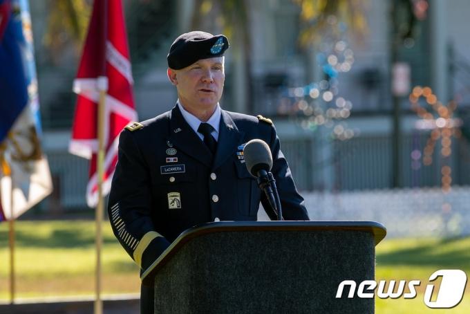폴 라캐머러 신임 한미연합사령관 겸 주한미군사령관 지명자 (미 태평양육군) © 뉴스1