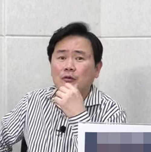 개그맨 강성범이 유튜브에서 했던 '대구·화교' 발언을 사과했다./ 사진=유튜브 캡처