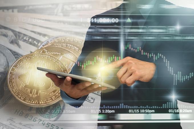 시중은행들이 금융당국을 대신해 사실상 암호화폐 거래소의 자격검증 심사에 나선다./사진=이미지투데이