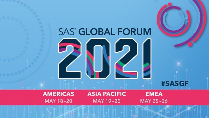 SAS 글로벌 포럼 2021 이미지 /사진제공=SAS