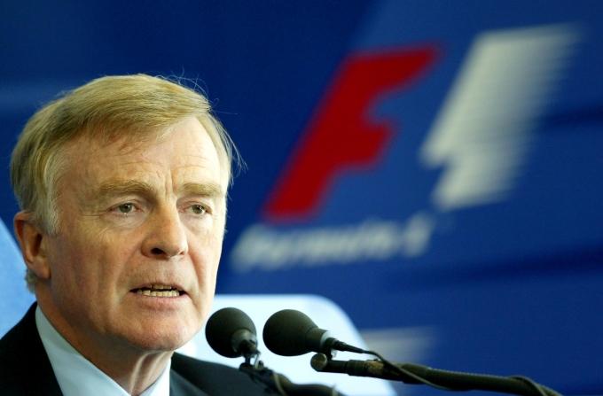 전 세계 모터스포츠 총괄 기구 국제자동차연맹(FIA) 회장을 지낸 영국인 맥스 모슬리가 향년 81세로 사망했다. /사진=로이터