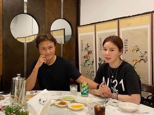 진태현 박시은 부부가 두번째 유산을 고백했다. /사진=진태현 인스타그램