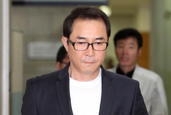 배우 박용기가 만취 상태로 운전하다 보행자를 치는 사고를 냈다. /사진=스타뉴스