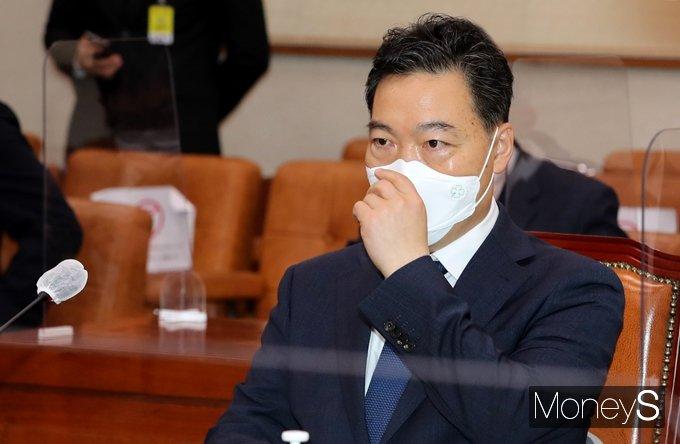 분당경찰서가 국가수사본부로부터 김오수 검찰총장 후보자 아들 김모씨(29) 채용 관련 업무방해 혐의 사건을 배당받아 수서에 나설 방침이라고 31일 밝혔다. /사진=임한별 기자