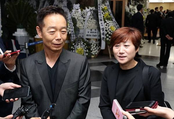 임미숙이 남편 김학래와 현재 별거 중임을 밝혔다. /사진=뉴스1