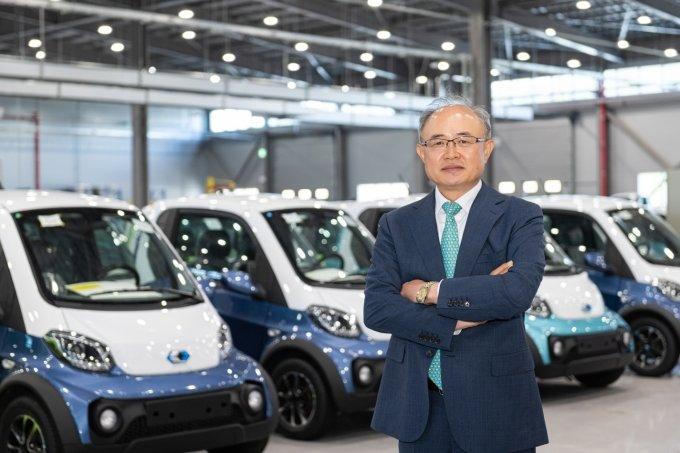 [CEO포커스] 박영태 쎄보모빌리티 대표, '작은 전기차'로 '큰 목표' 세웠다