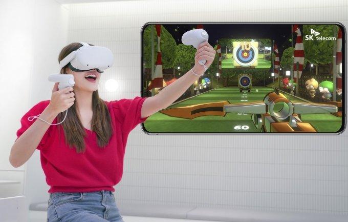 넥슨과 VR 만났다… SKTX픽셀리티게임즈, '크레이지월드VR' 9일 출시
