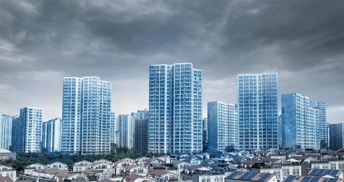금리가 1%포인트 상승할 경우 수도권 주택가격은 연간 약 0.7%포인트 하락하는 효과가 있는 것으로 조사됐다. /사진=이미지투데이