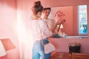 바바라 팔빈, 청바지에 니트만 입어도 톱모델 포스